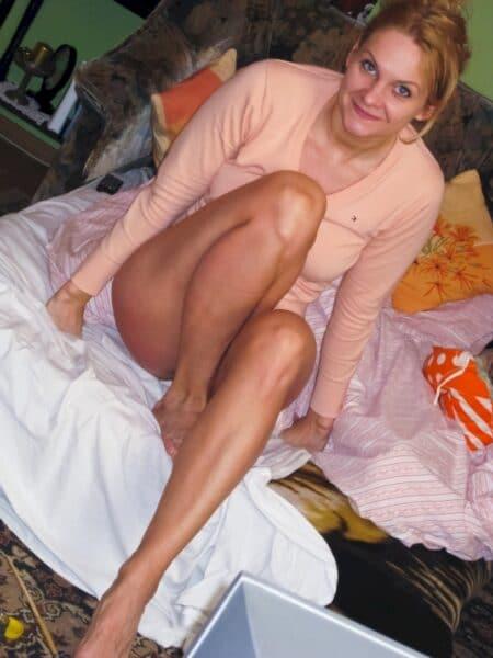 Femme coquine très romantique cherche un mec débutant