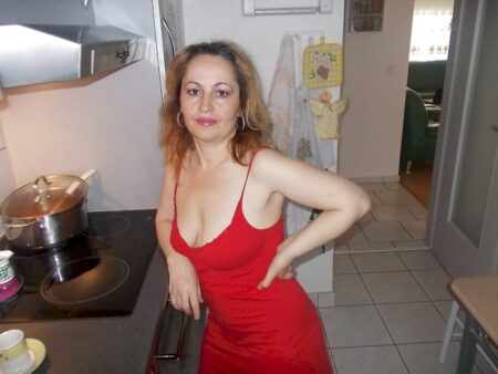 Passez un rdv torride avec une femme mature coquine