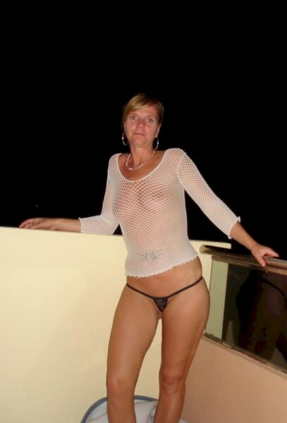 Une femme cougar sur la Haute-Savoie pour vous